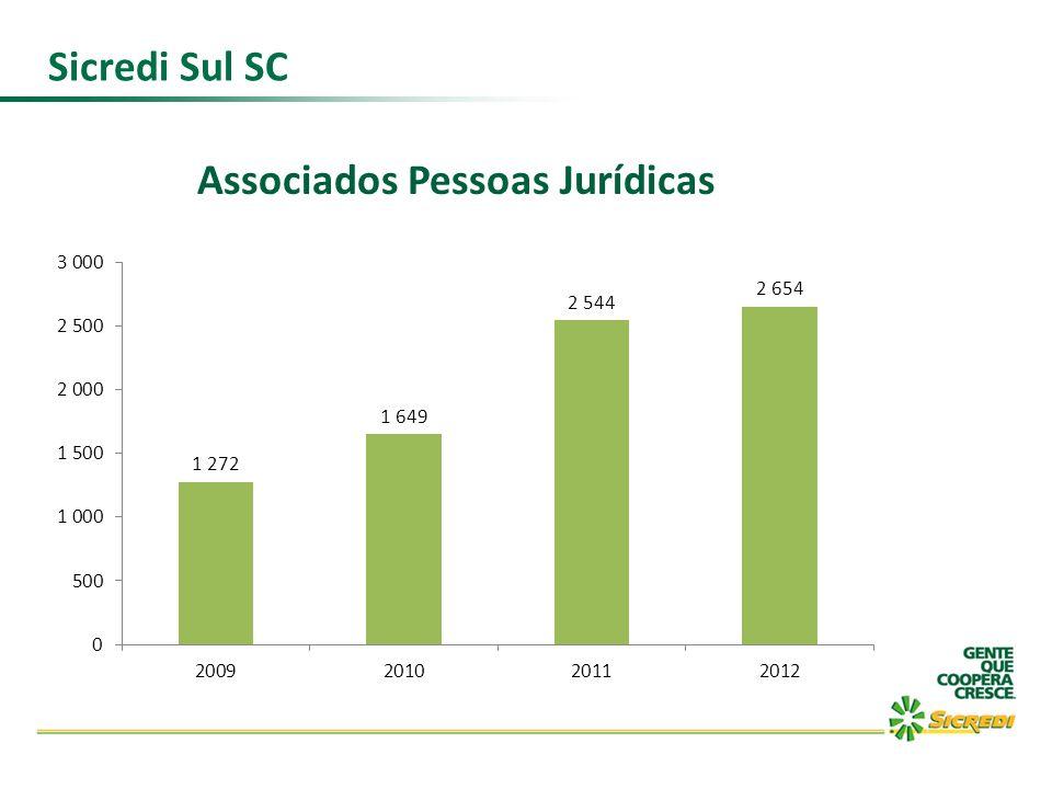 Sicredi Sul SC Associados Pessoas Jurídicas