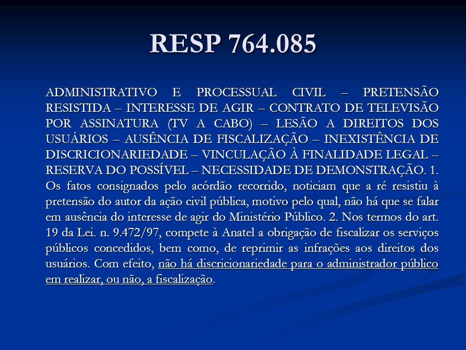 RESP 764.085 3.