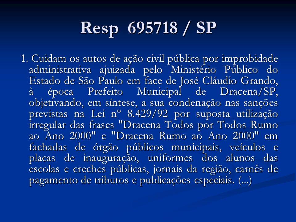 Resp 695718 / SP 1.