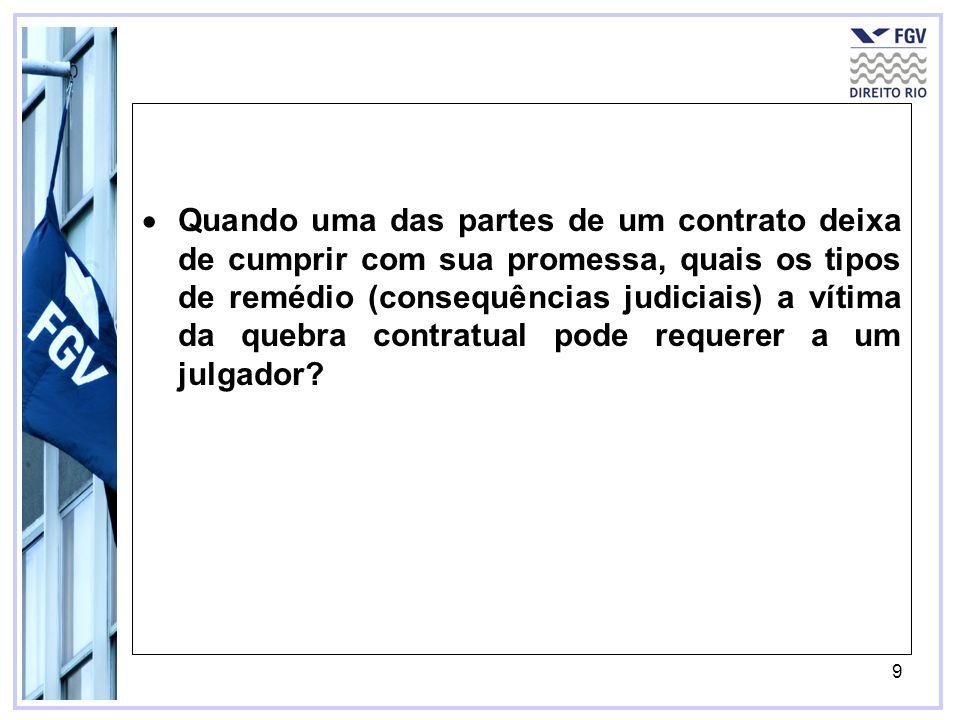40 Property rule: –O tribunal pode, por intermédio da concessão de medida cautelar, instruir as partes no conflito a utilizarem as trocas voluntárias para proteger uma transferência.