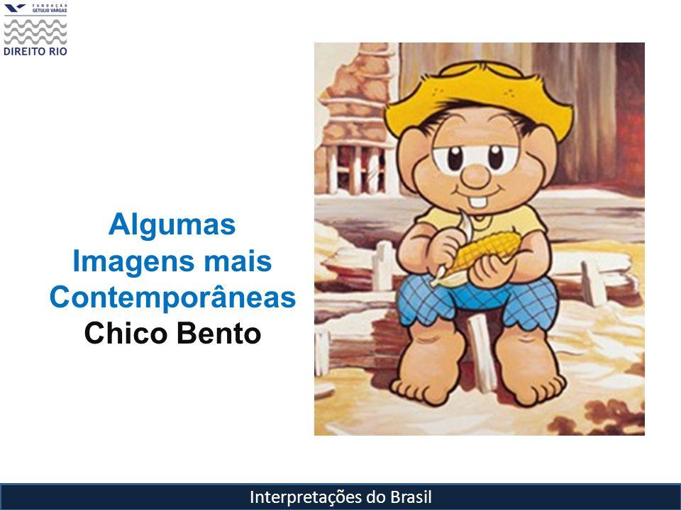 Interpretações do Brasil José Bento Monteiro Lobato (1882 -Taubaté -1948-SP) Diploma-se em Direito pela Faculdade de SP em 1904 (atua como promotor público em 1907 na comarca de Areias) Homem de múltiplas atividades: foi fazendeiro (herda fazenda do avô – daí veio a inspiração de Jeca Tatu), Jornalista (suas crônicas sobre o personagem Jeca Tatu foram inicialmente divulgados através de O Estado de São Paulo) editor (compra a Revista do Brasil em 1918 e inicia,nesse mesmo ano, sua editora Monteiro Lobato) escritor (deixa uma obra extensa e é referência obrigatória em Literatura Infantil) adido comercial em Nova Iorque de 1927 a 1931 Nacionalista, contra os estrangeirismos na arte, sobretudo o francesismo Grande incentivador das campanhas do Petróleo e do Ferro Envolve-se na década de 20 em grande campanha sanitarista Em 1925, candidata-se a ABL, mas não entra.