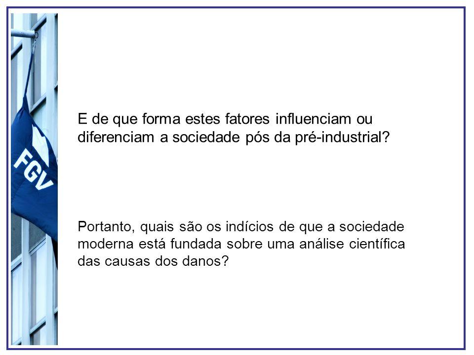 P.24. A criação de instituições próprias para o direito do risco, uma reforma do Estado.