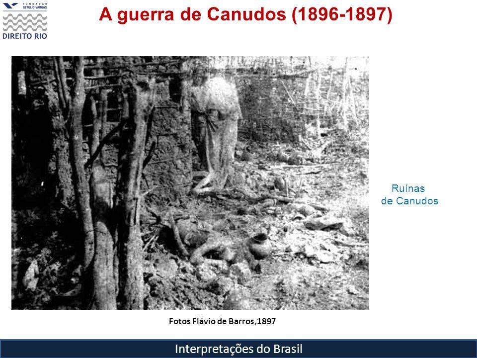Interpretações do Brasil A cinqüentenária Brasília: o marco da conquista do Oeste Getulio Vargas em Campo Grande (MT), 1941.