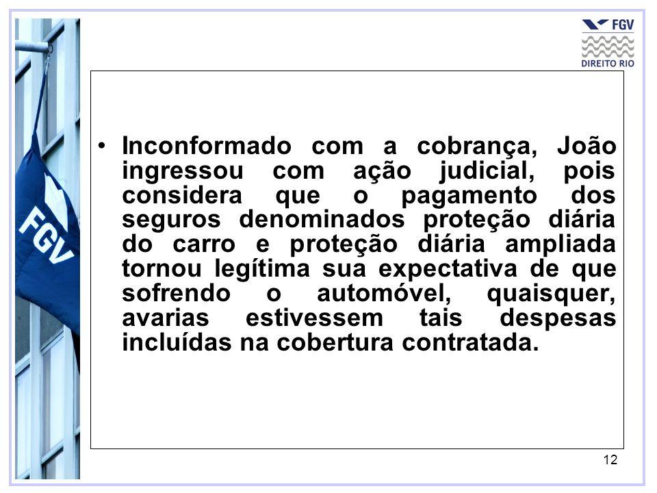 13 Condições Gerais do Contrato de Aluguel de Carros –Cláusula 7: 7.