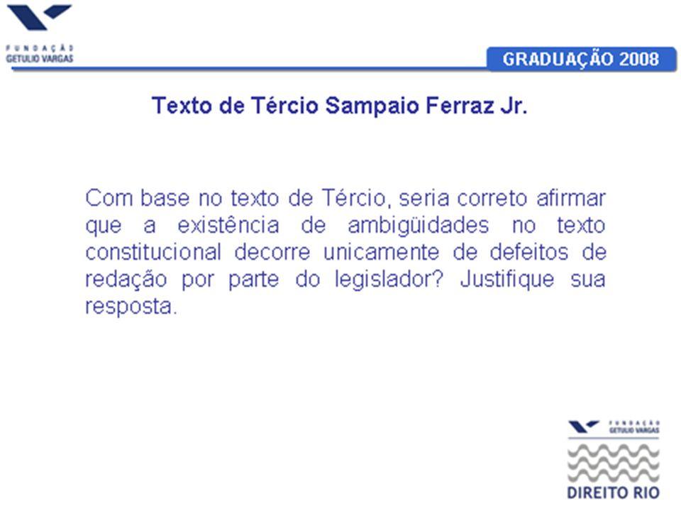 GRADUAÇÃO 2008