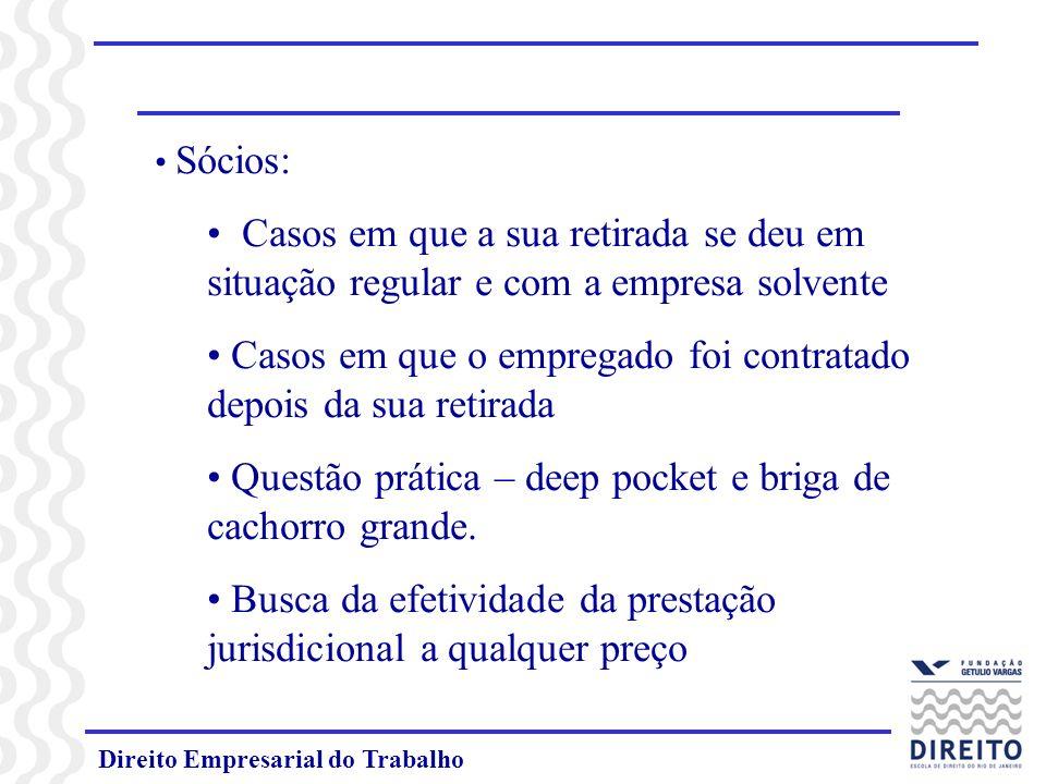 Direito Empresarial do Trabalho Subempreitada: Art.