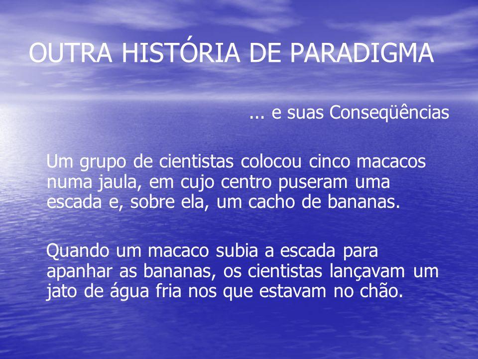 OUTRA HISTÓRIA DE PARADIGMA...