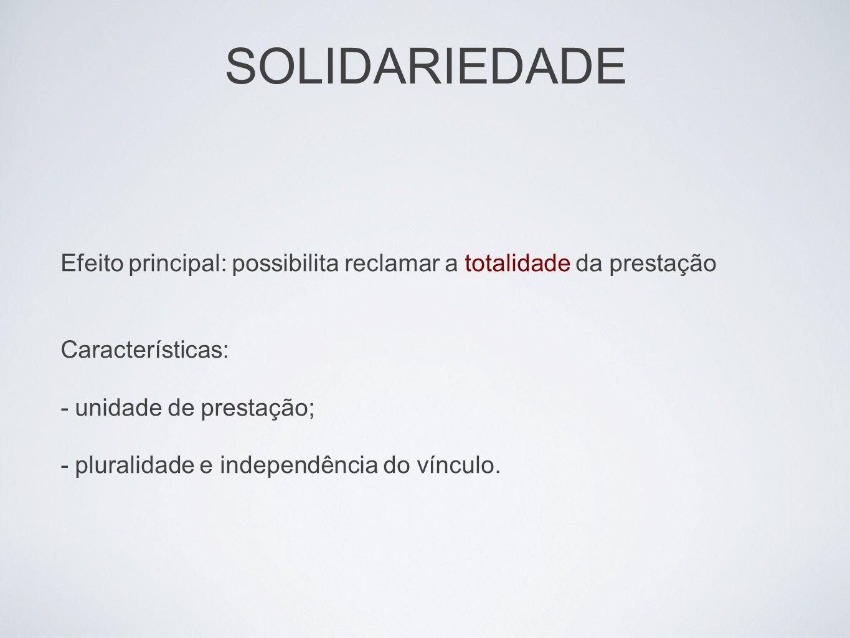 SOLIDARIEDADE Art.264.