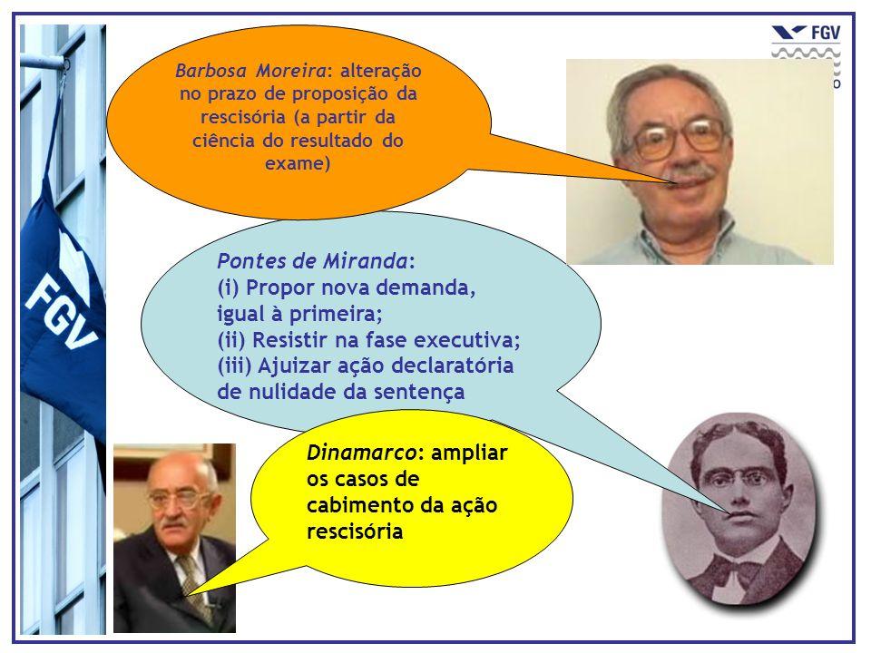 Qual o posicionamento das Cortes brasileiras.
