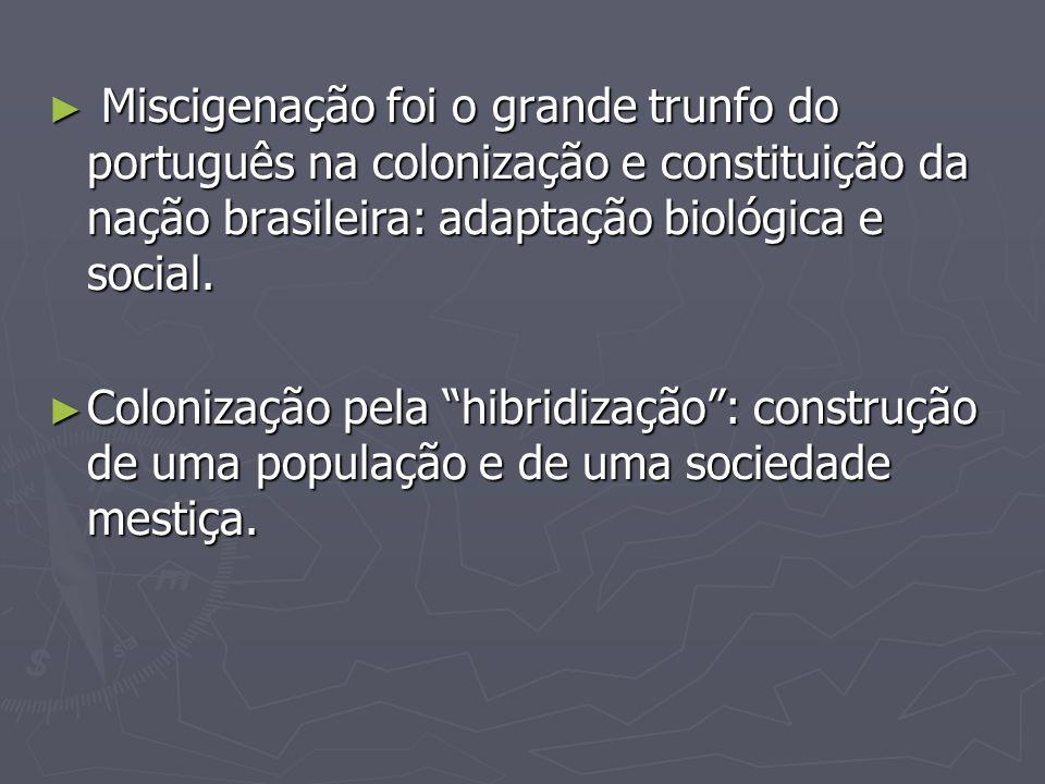 Nação feita a partir da espada do particular (patriarcalismo), não pela ação oficial do Estado.