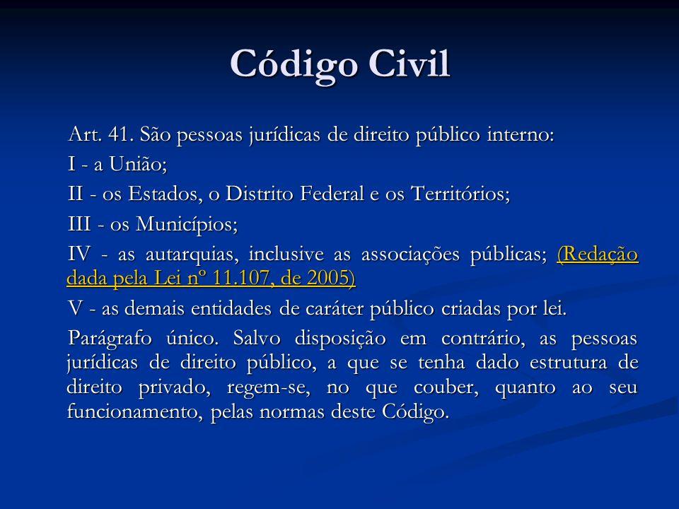 Fundações públicas De direito público ou de direito privado De direito público ou de direito privado Depende...