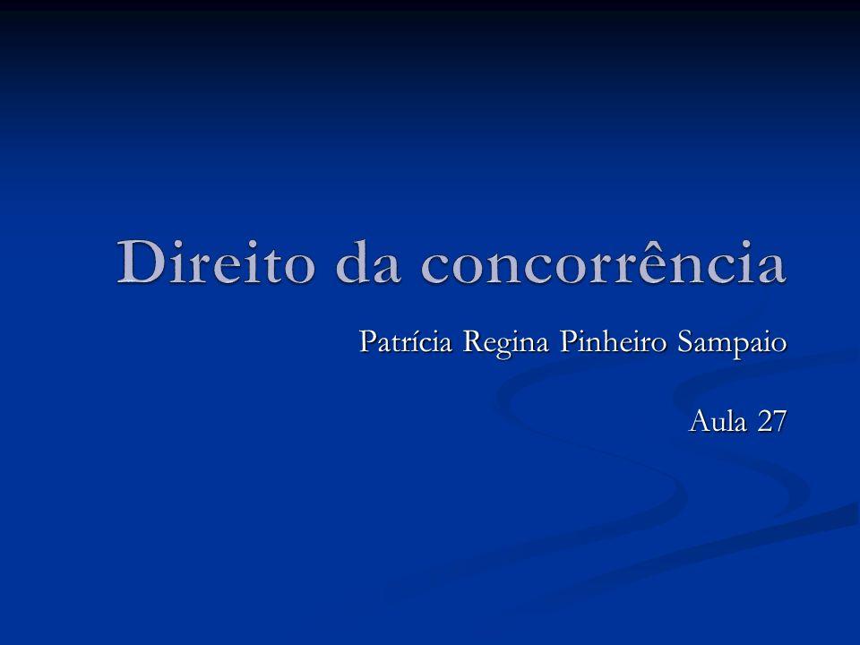 Patrícia Regina Pinheiro Sampaio Aula 27