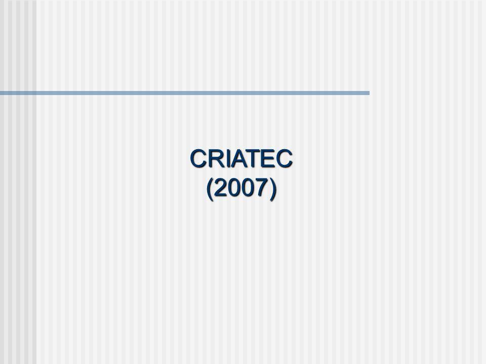 CRIATEC(2007)CRIATEC(2007)