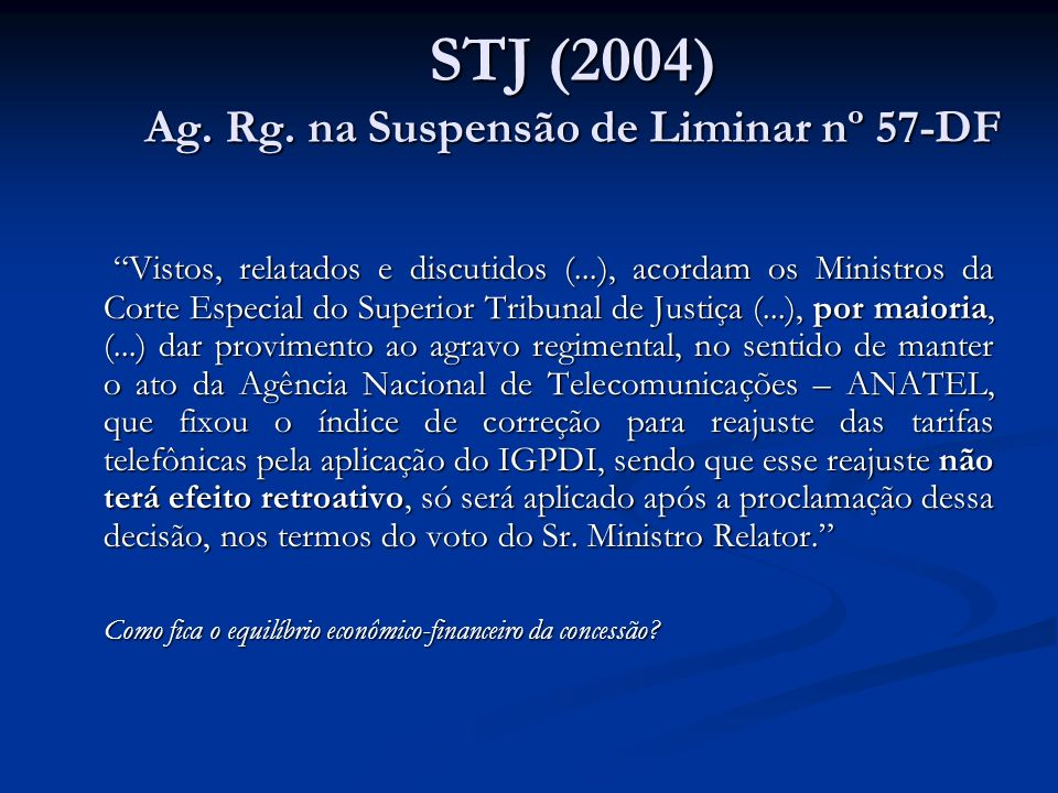 STJ (2004) Ag.Rg.