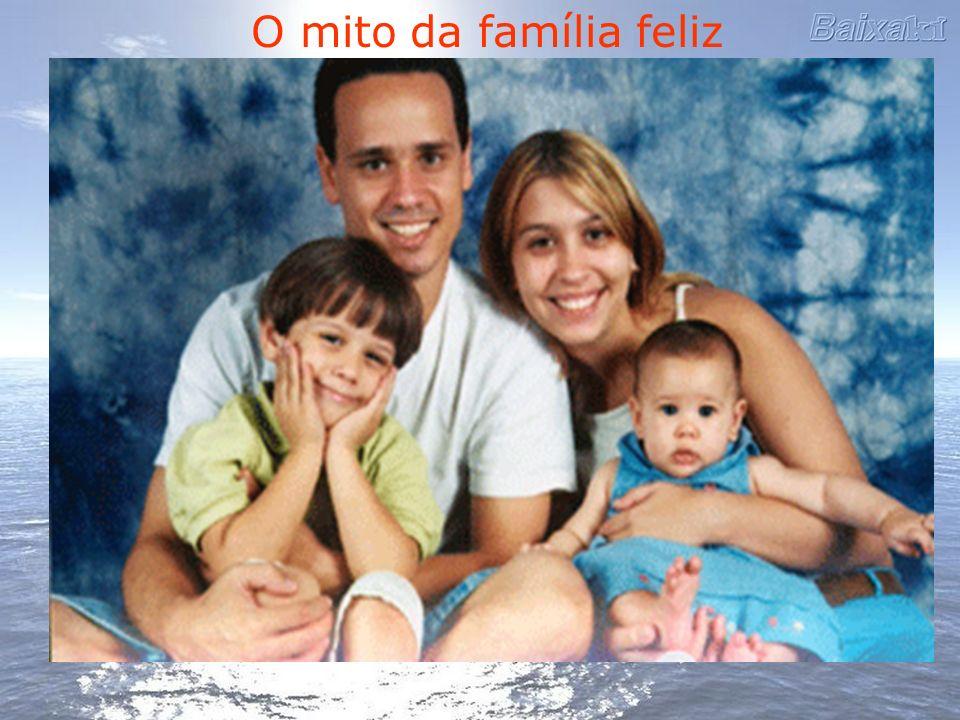 O mito da família feliz