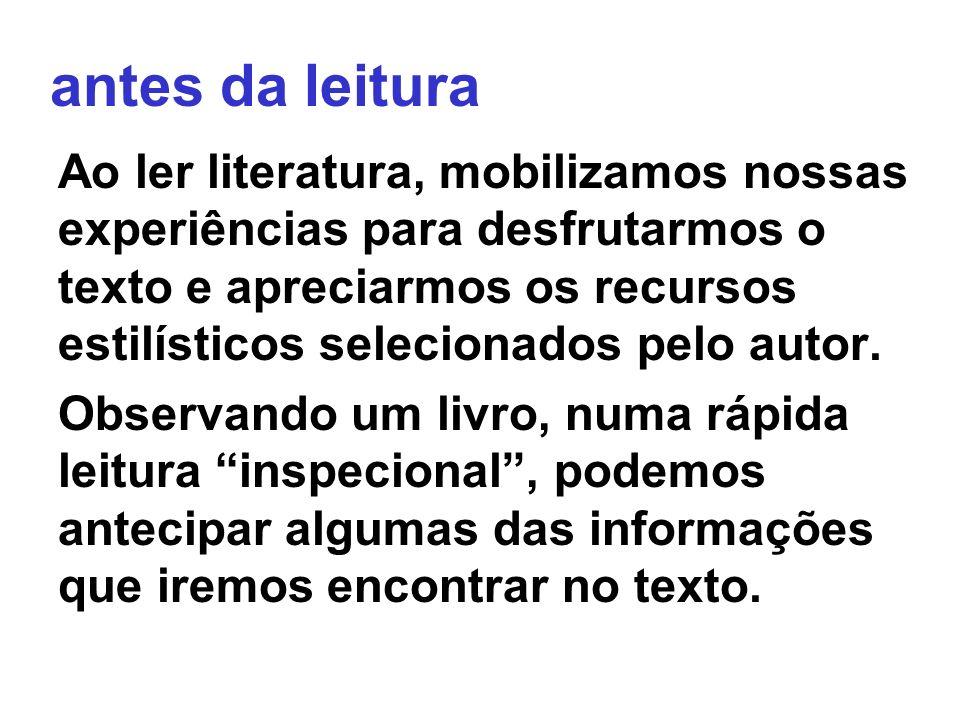 Texto quarta capa Literatura Brasileira Aqui começa um emocionante caso de amor com a literatura brasileira.