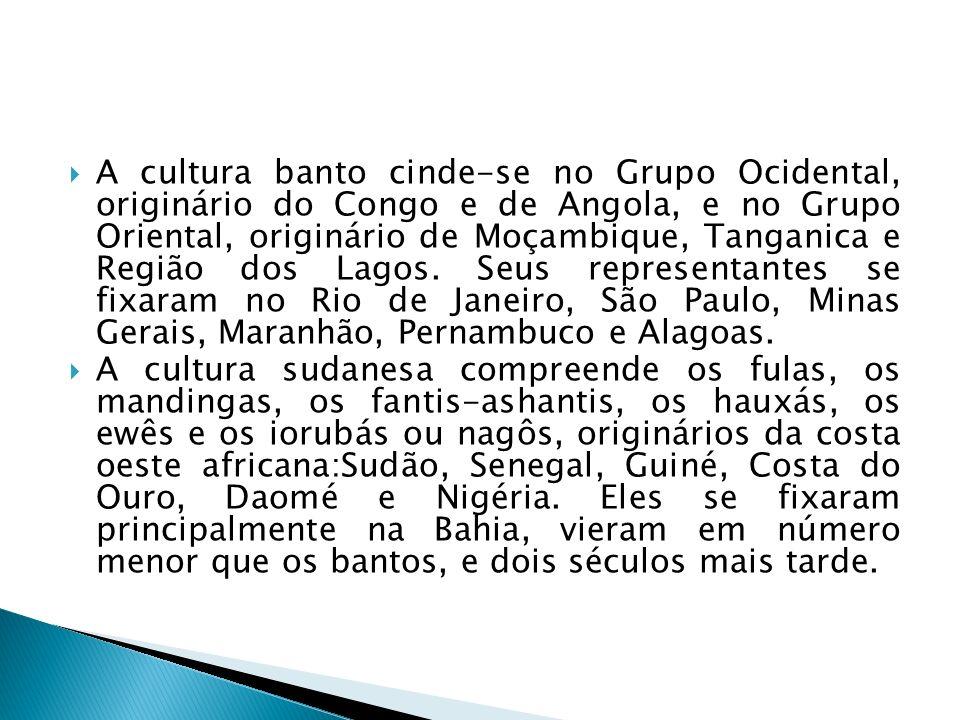 Estima-se em 300 o número de palavras africanas que foram incorporadas ao léxico do português brasileiro.