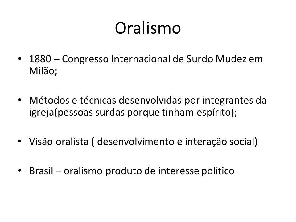 Libras volta a predominar Depois de um século e meio; 1991 – Vigora em Minas Gerais uma lei, Libras volta a predominar; 2002 – (24/04) lei 10.436, regulamentada em âmbito federal pelo Presidente Fernando Henrique