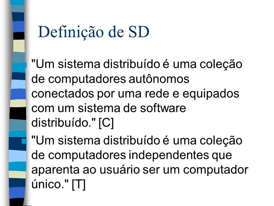 Definição de SD n