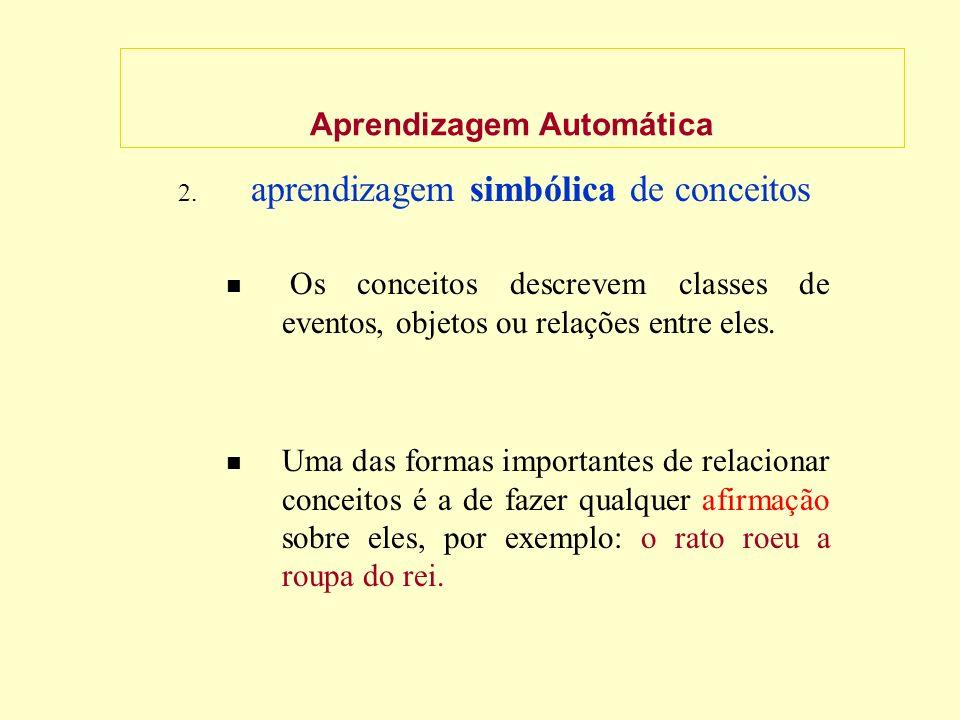 Aprendizagem Automática 2.