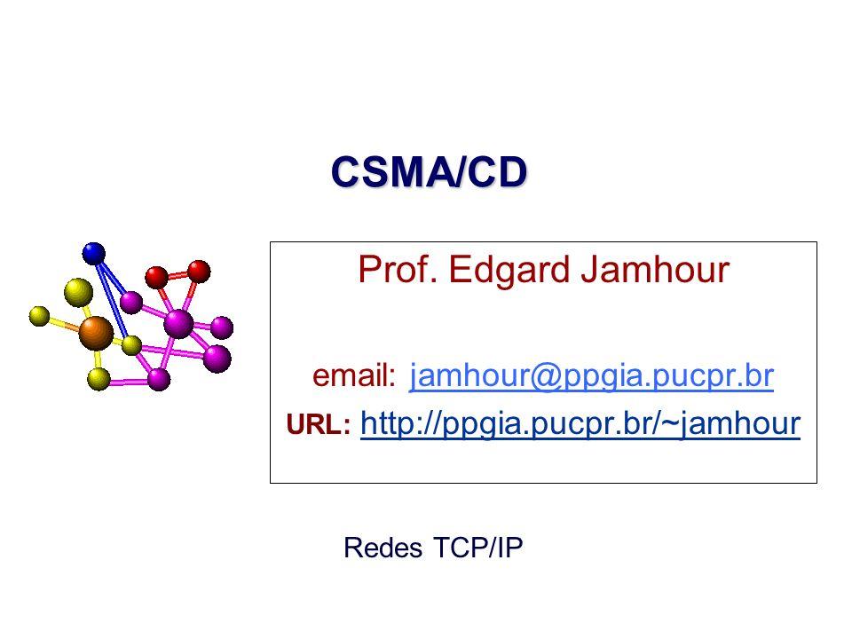 2000, Edgard Jamhour REDES IP: Não orientadas a conexão ATM: Orientadas a conexão Utiliza o endereço dos computadores Utiliza um identificador de conexão switch roteador
