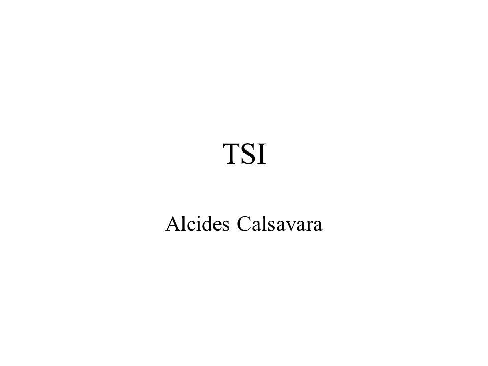 TSI Alcides Calsavara