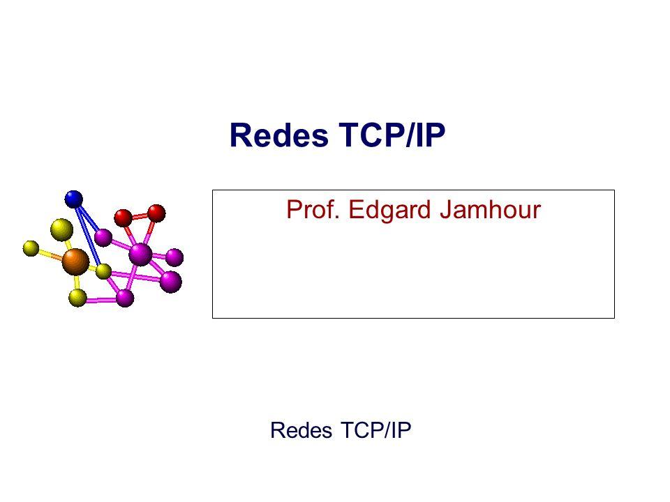 2001, Edgard Jamhour Resolução de Nomes por BroadCast Resolução de nomes usado broadcast IP fornece um método dinânico para resolução de endereços.