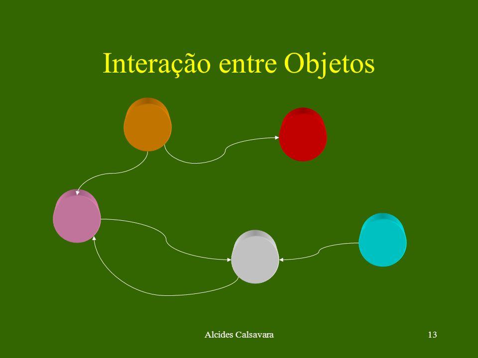 Alcides Calsavara13 Interação entre Objetos