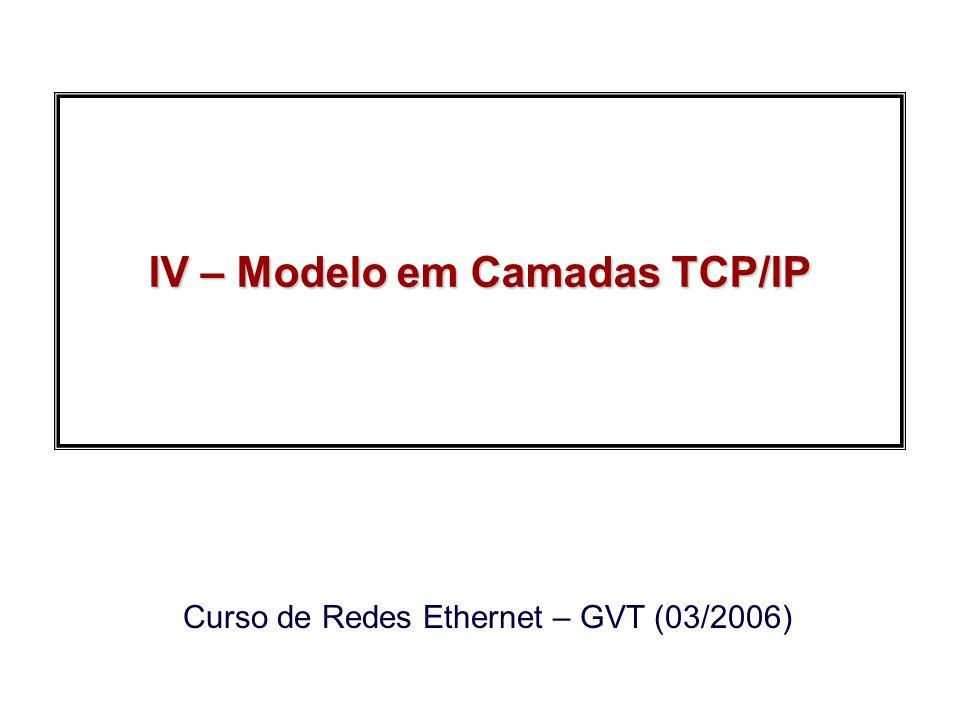 2006, Edgard JamhourRedes Ethernet GVT Prática Utilizando o comando ping do Windows e o Ethereal verifique o processo de fragmentação do IP sobre o Et