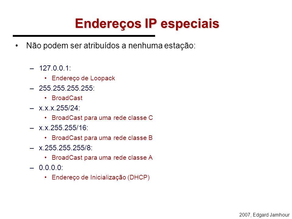 2007, Edgard Jamhour... 900 computadores600 computadores... SÃO PAULO CURITIBA 800 computadores... RIO DE JANEIRO 128.0.64.1 128.0.0.1 128.0.128. 1 12