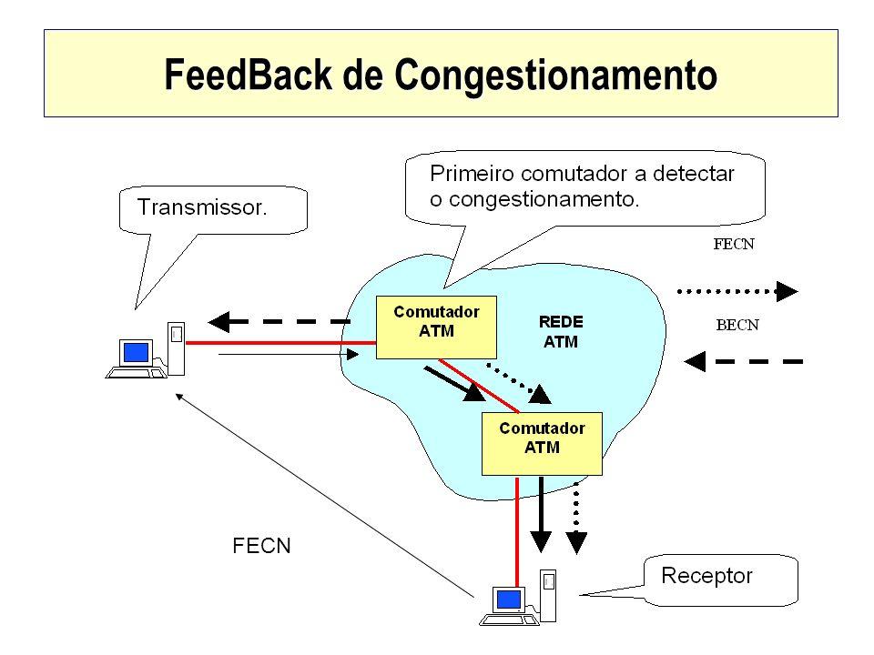 FeedBack de Congestionamento FECN