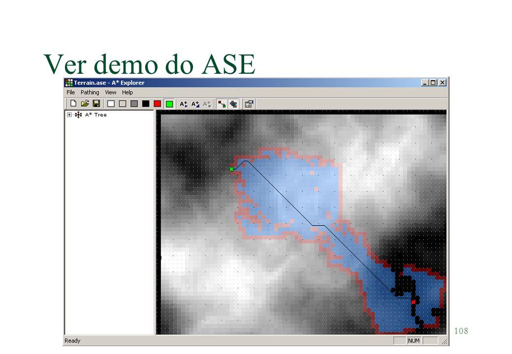 108 Ver demo do ASE