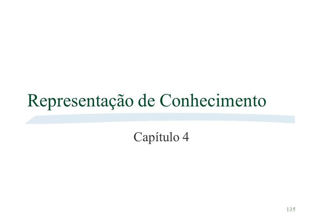 135 Representação de Conhecimento Capítulo 4