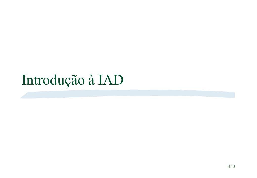 433 Introdução à IAD