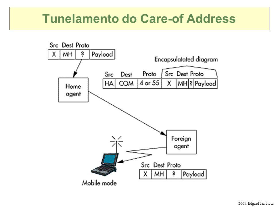 2005, Edgard Jamhour Tunelamento do Care-of Address