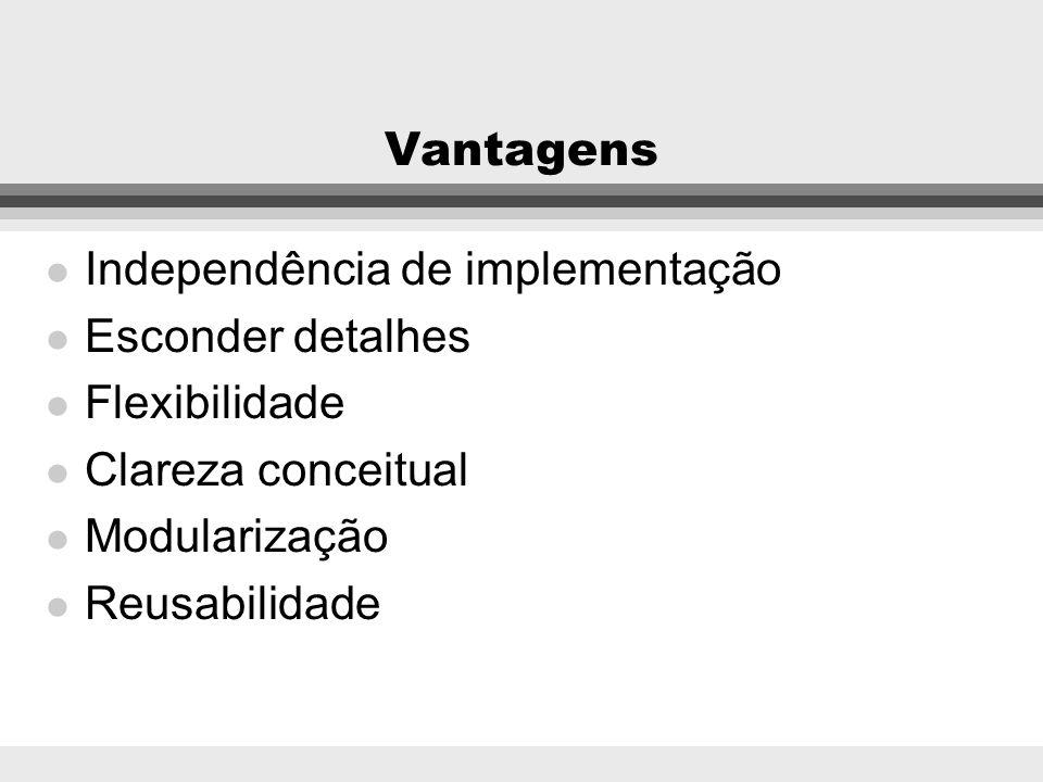 Conceitos de OO Modelagem de Objetos