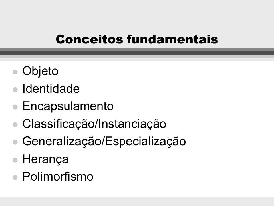 Áreas de aplicação l Linguagens de programação l Bancos de dados l Sistemas operacionais l Sistemas distribuídos l Interface gráfica l Métodos de mode