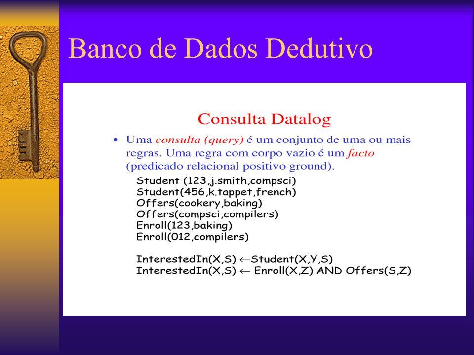 Banco de Dados Dedutivo