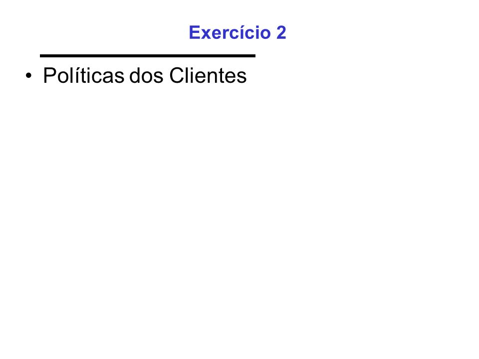 PROBLEMA 3: Servidor HTTP Política para o servidor HTTP: –Hosts da Rede Corporativa: Todo acesso ao servidor Web pelos hosts da rede corporativa deve ser obrigatoriamente protegido com ESP[DES,MD5].