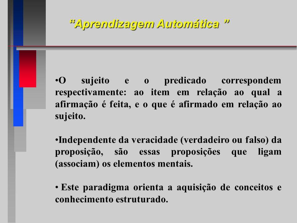 O sujeito e o predicado correspondem respectivamente: ao item em relação ao qual a afirmação é feita, e o que é afirmado em relação ao sujeito. Indepe