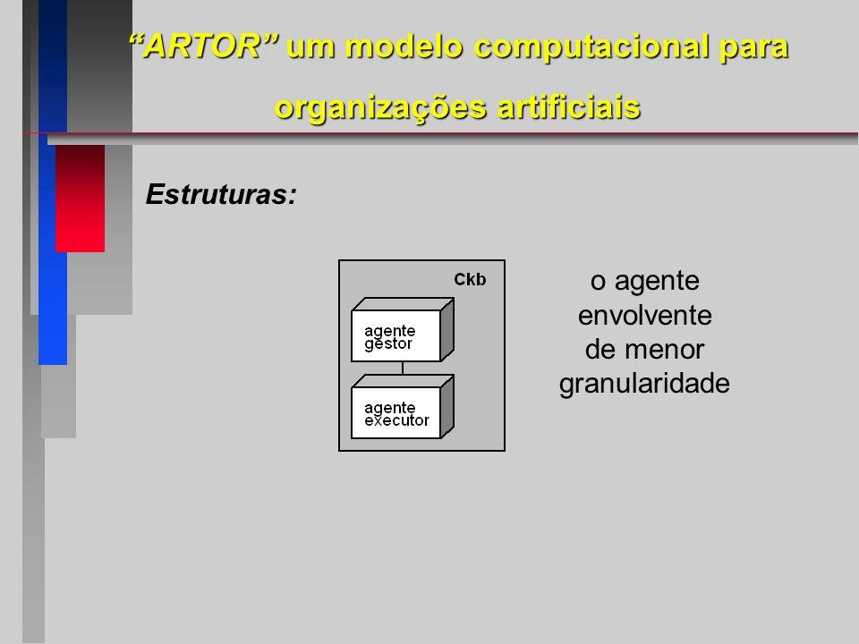 Implementação Para a implementação de agentes artificiais-virtuais constituir um sistema multiagente, questões como: (i) quais são as propriedades desejadas.