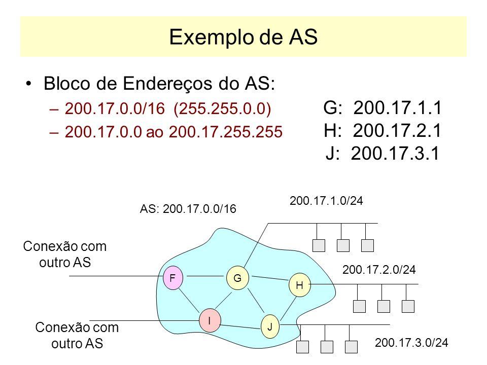 IP Versão 6 IPv6: Internet Protocolo, versão 6.