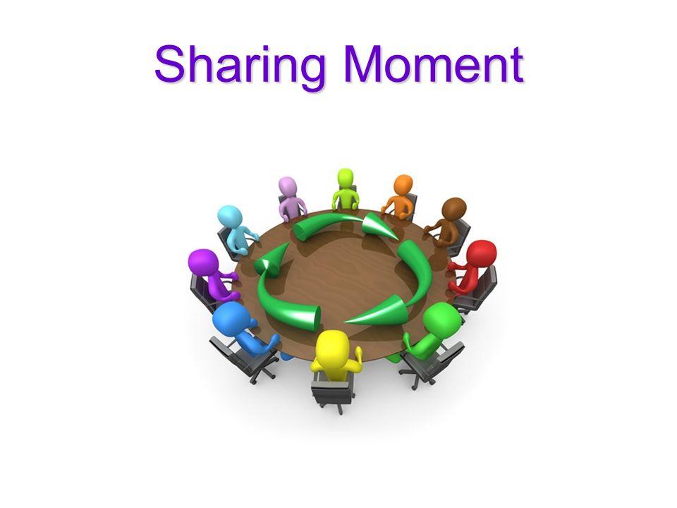 Sharing Moment