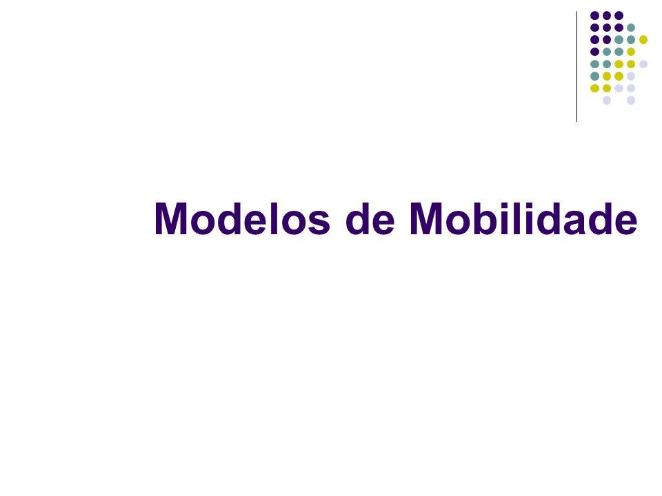 Modelos de Mobilidade