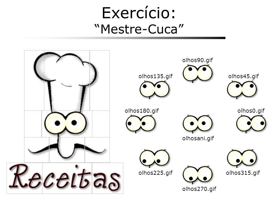 Criando funções para Comércio-eletrônico com Cookies function Comprar(codigo,produto,fabricante,preco,quantidade){ if (!ehProdutoComprado(codigo)){ sacola=getConteudoCookie( compras ); if (sacola!= ){sacola+= * } sacola+=codigo+ & +produto+ & +fabricante+ & + preco+ & +quantidade; document.cookie = compras= +escape(sacola); } 21&Abajur&Modaluz&22.90&1*22&Castiçal&Modaluz&15.90&1