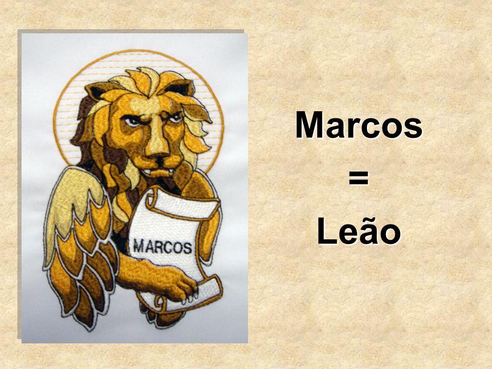 Marcos=Leão