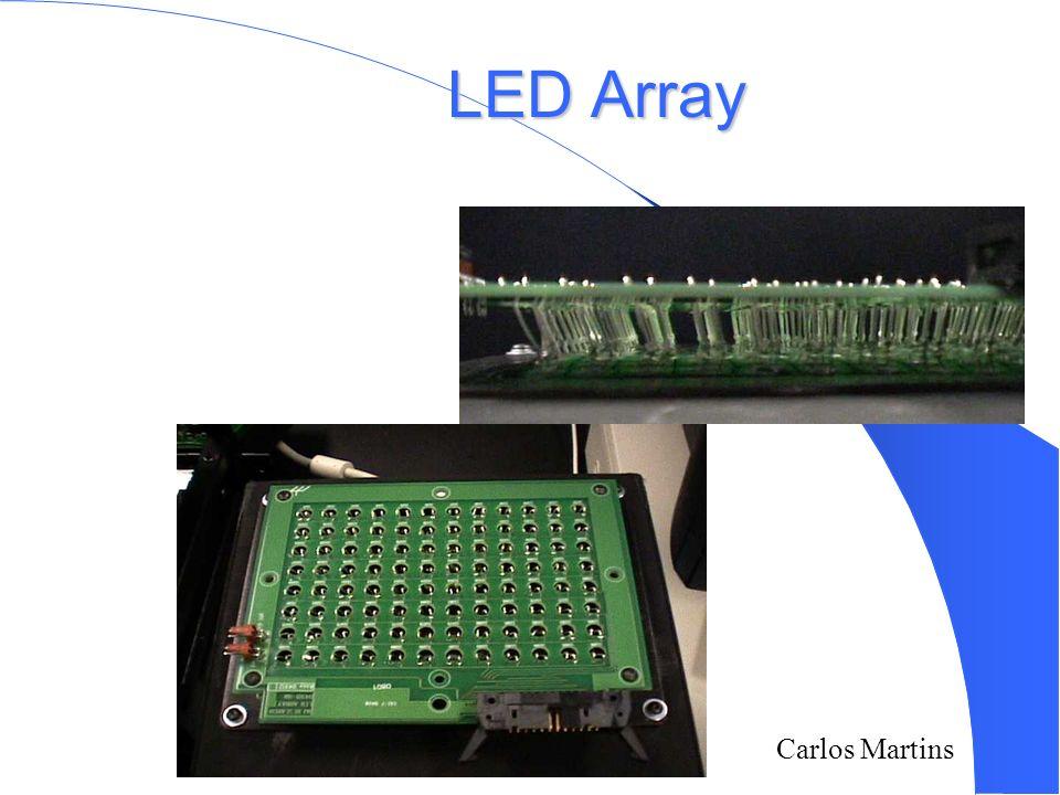 Carlos Martins LED Array