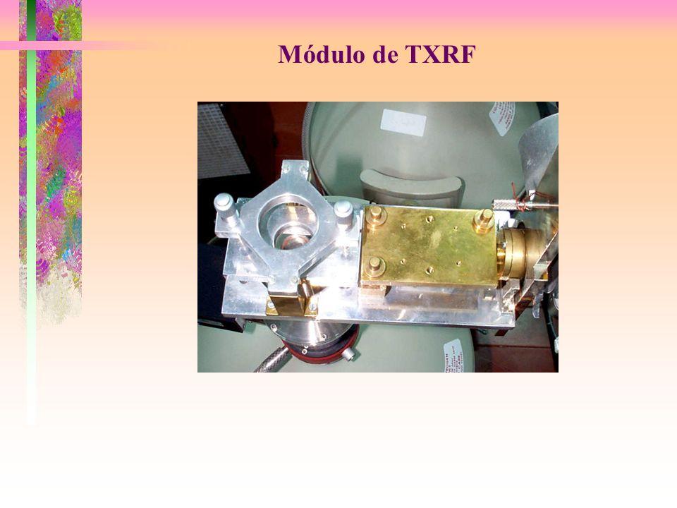 Módulo de TXRF