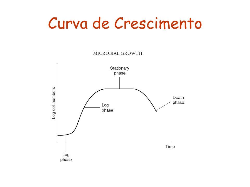 Curva de Crescimento