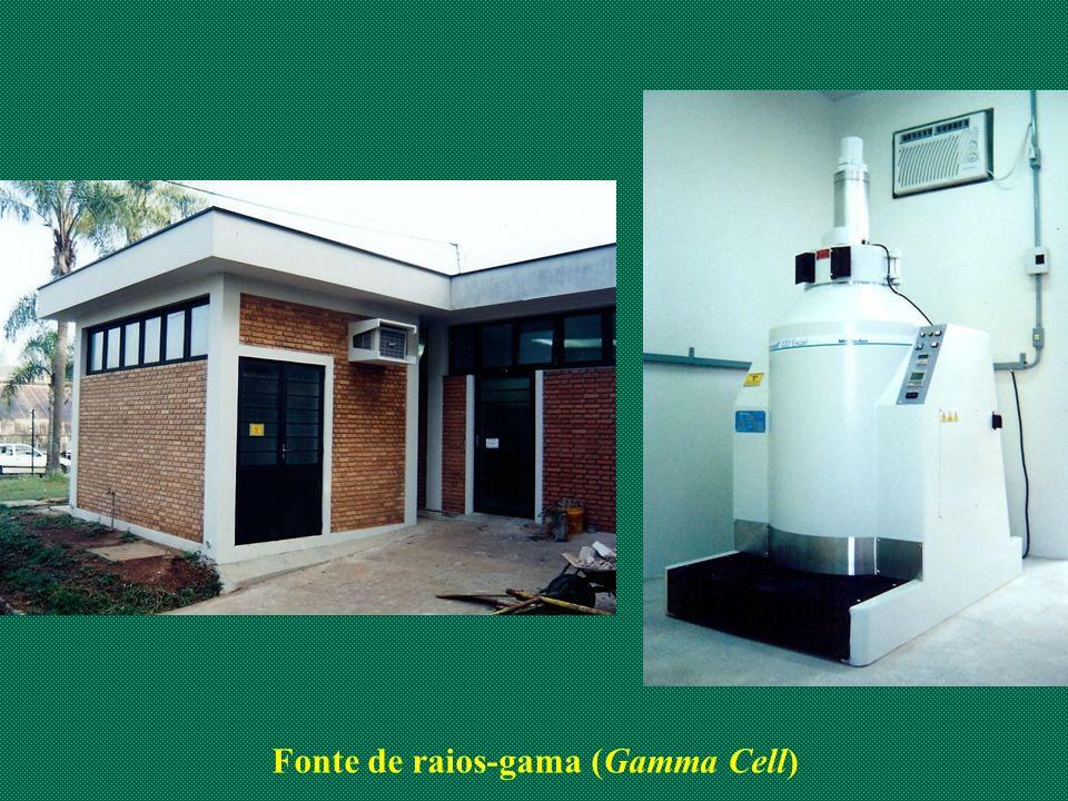 Fonte de raios-gama (Gamma Cell)